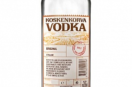 Водка/Vodka. Koskenkorva Vodka